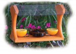 Fruit & Jelly Oriole Feeder (Gazebo)